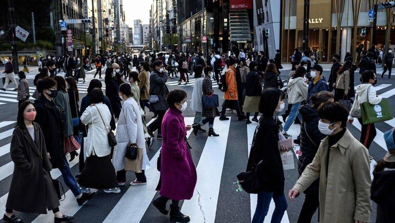 Japonya ekonomisi ilk çeyrekte daraldı