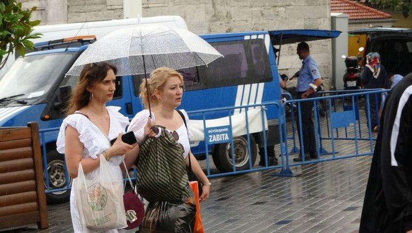 SAĞANAK! Son dakika HAVA DURUMU uyarısı: 4 bölgeye yağmur geliyor - Meteoroloji 8 Haziran