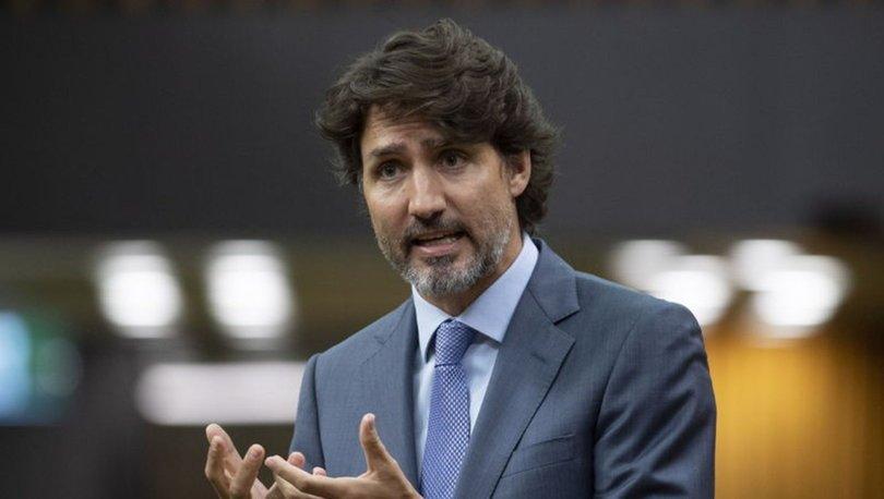 SON DAKİKA: Kanada Başbakanı Trudeau: Ülkenin dört bir yanındaki Müslümanlar, yanınızda olduğumuzu bilin