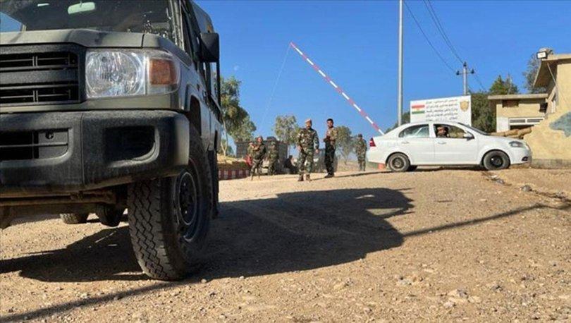SON DAKİKA: Terör örgütü PKK Irak'ın Duhok kentinde peşmerge güçlerine saldırdı: 1 ölü