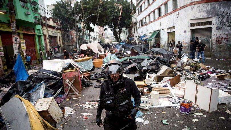 Brezilya'da uyuşturucu çetesinin baş liderlerinden birinin öldürülmesi ülkede tansiyonu yükseltti