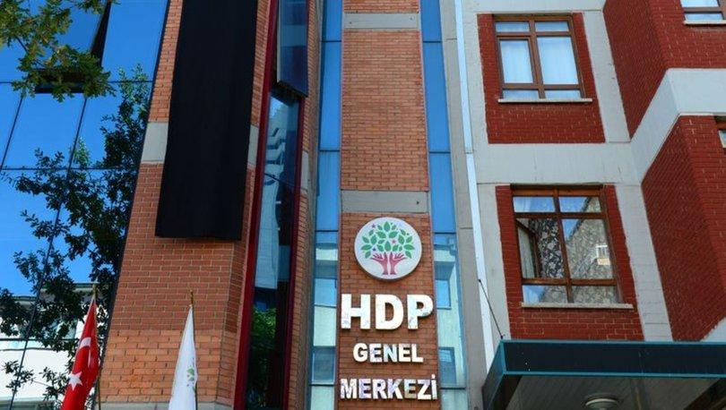 Son dakika: HDP iddianamesi raportöre gönderildi