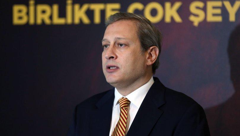 Burak Elmas: Galatasaray'ın kaybedecek vakti yok