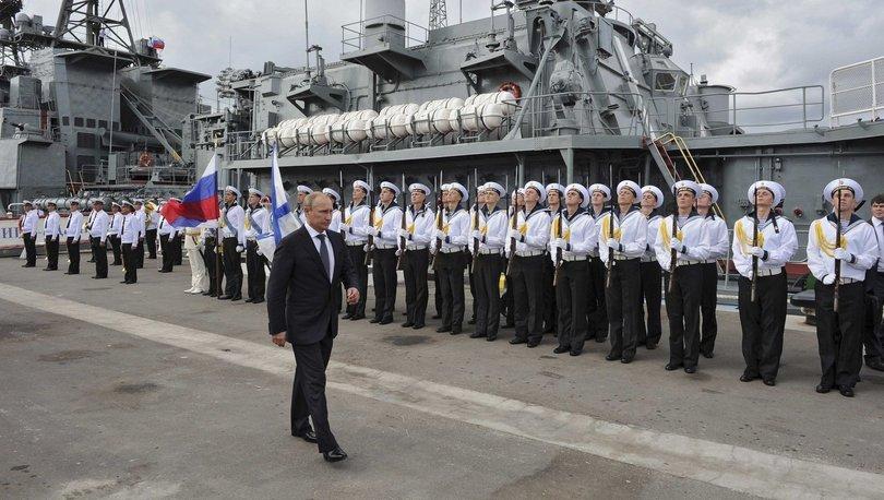 Rusya'nın ilk ''hayalet gemisi''