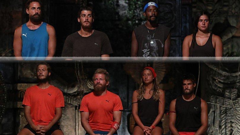 Survivor dokunulmazlık oyununu kim kazandı? 7 Haziran 2021 Survivor eleme adayları kimler oldu?