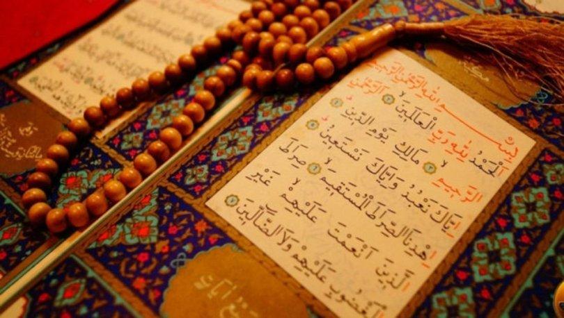 Saffat Suresi meali ve fazileti nedir? Saffat Suresi Arapça ve Türkçe okunuşu