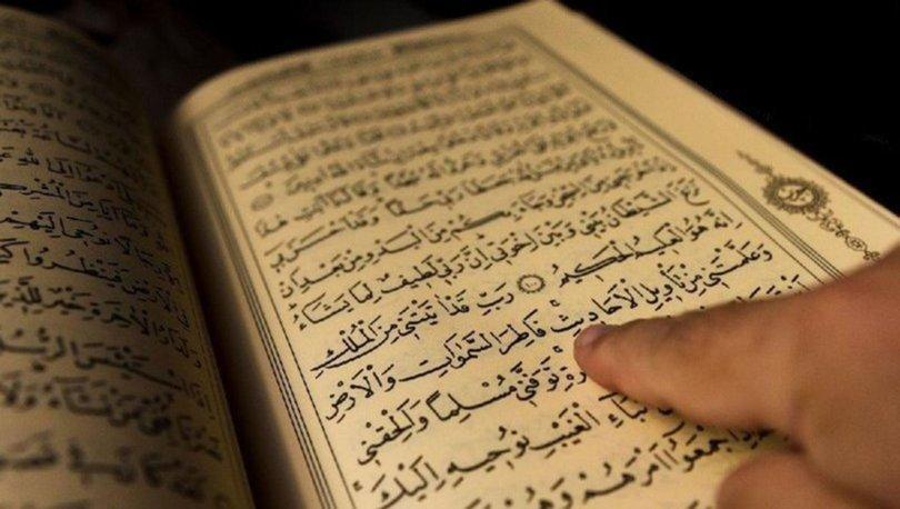 Sâd Suresi fazileti nedir? Sad Suresi kaçıncı sayfada, Türkçe ve Arapça okunuşu nasıl? İşte meali
