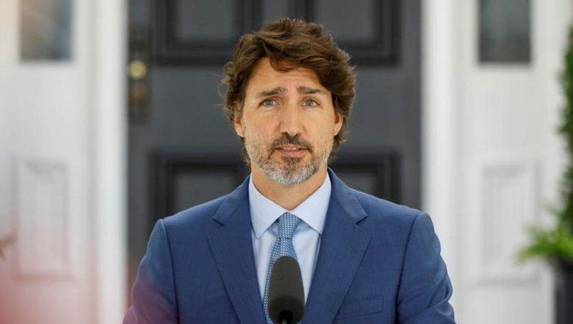 Kanada Başbakanı Trudeau'dan saldırı açıklaması