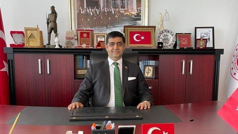 Ankara Bölge İdare Mahkemesi Başkanı Esat Toklu'dan suç duyurusu