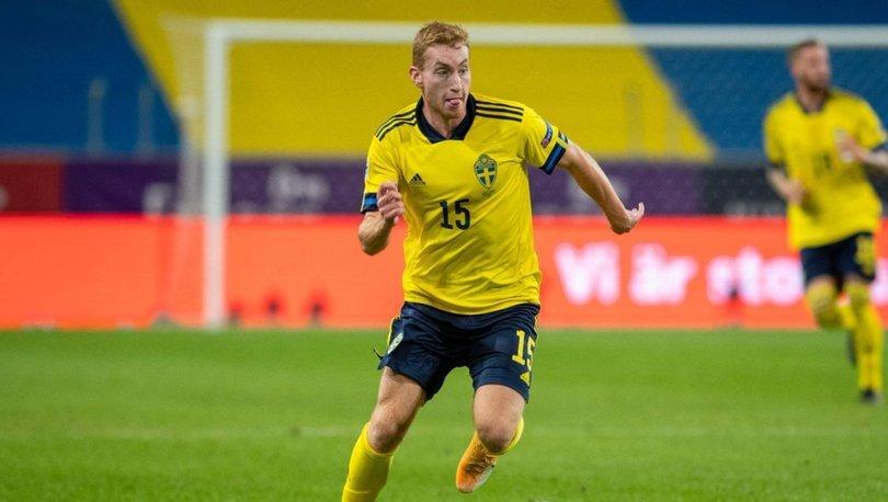 İsveç Milli Takımı futbolcusu Kulusevski'nin Kovid-19 testi pozitif çıktı