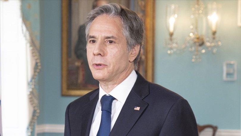 Blinken, nükleer anlaşmaya dönülse bile İran'a yönelik yüzlerce yaptırımın yürürlükte kalacağını söyledi