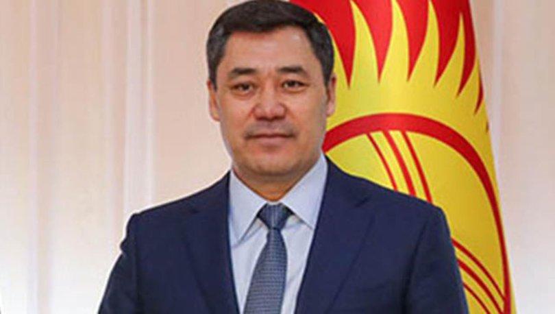 Kırgızistan Cumhurbaşkanı Caparov, yarın Türkiye'ye gelecek