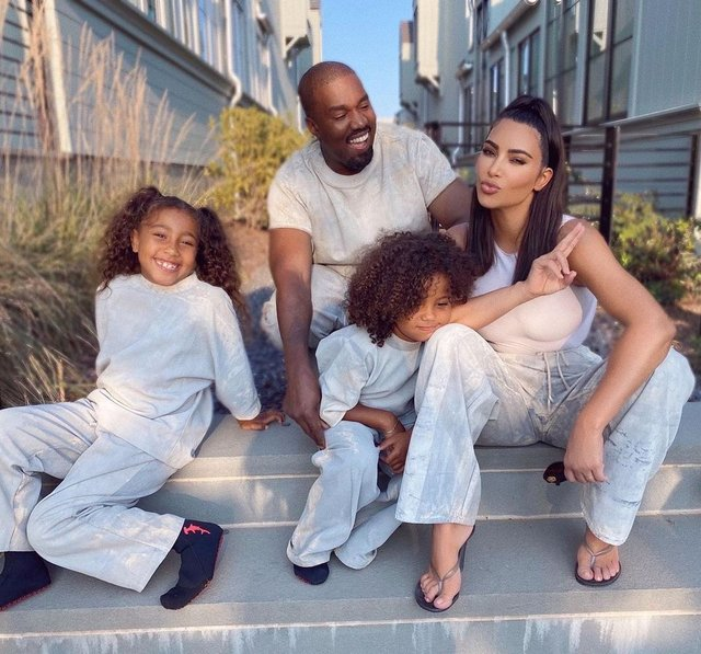 Kim Kardashian'dan Kanye West'e: Seni ömür boyu seveceğim - Magazin haberleri