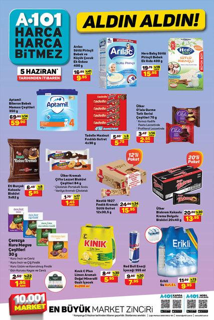 A101 BİM aktüel ürünler kataloğu! A101 BİM 10-11 Haziran aktüel kataloğu! Tüm liste burada