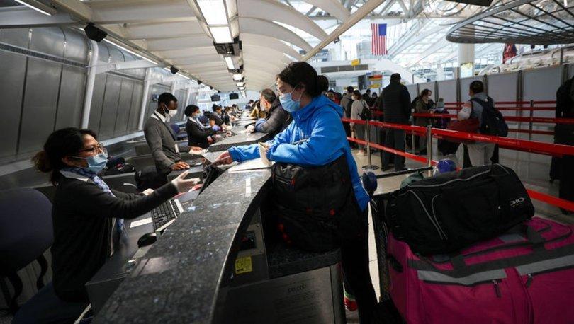 ABD, Kovid-19 nedeniyle Türkiye dahil 90 ülke için yaptığı seyahat uyarısı seviyesini düşürdü