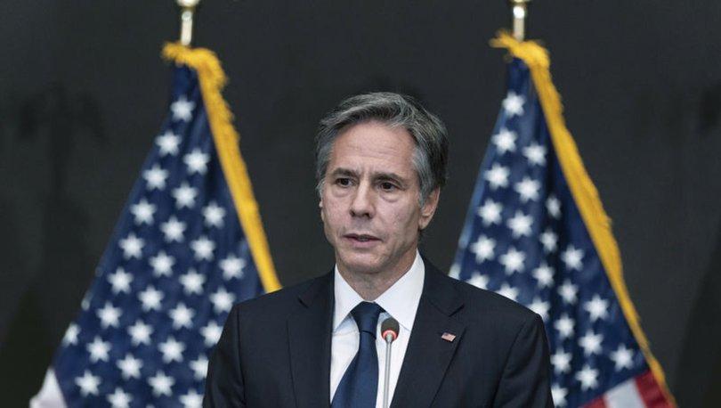SON DAKİKA: ABD Dışişleri Bakanı Antony Blinken'dan Türkiye sorusuna yanıt - Haberler