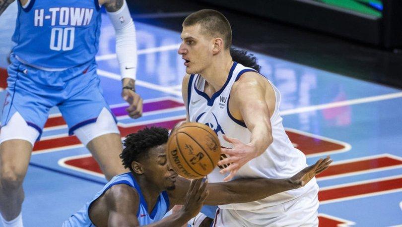 NBA'de 2020-2021 sezonunun en değerli oyuncusu Nikola Jokic