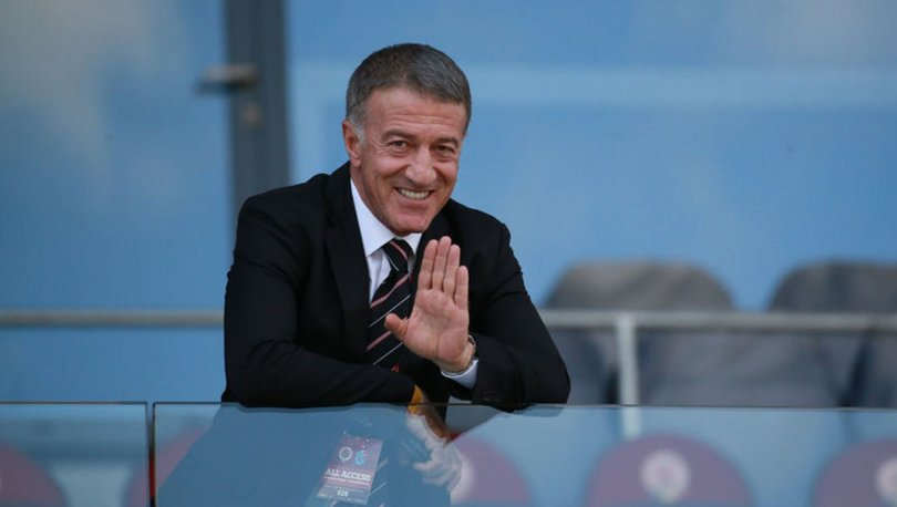 Ahmet Ağaoğlu: Avrupa'nın gözü Trabzonspor'un yetiştirdiği ve geliştirdiği oyuncuların üzerinde