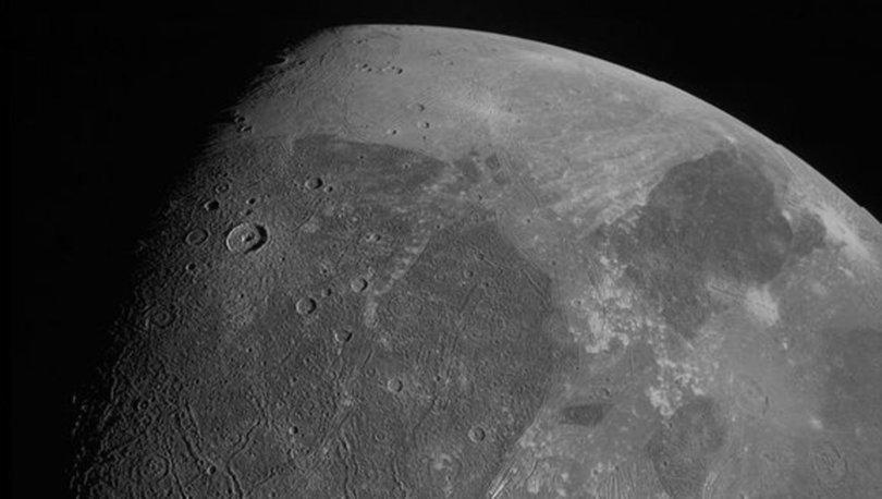 SON DAKİKA: NASA yayınladı: Jüpiter'in uydusunun yakın mesafeden ilk fotoğrafları! - Haberler