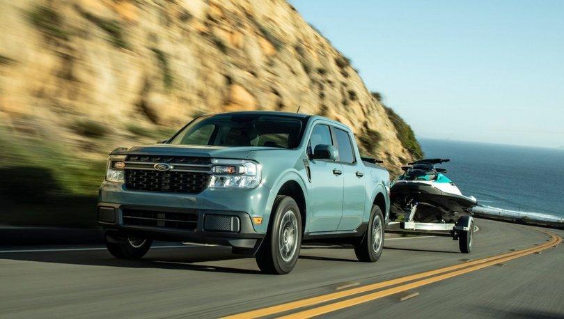 Ford en küçük pick-up modelini tanıttı