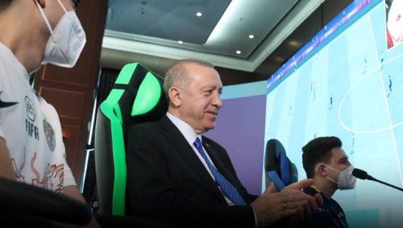 Cumhurbaşkanı Erdoğan: Galler maçını İlham Aliyev ile izleyeceğiz