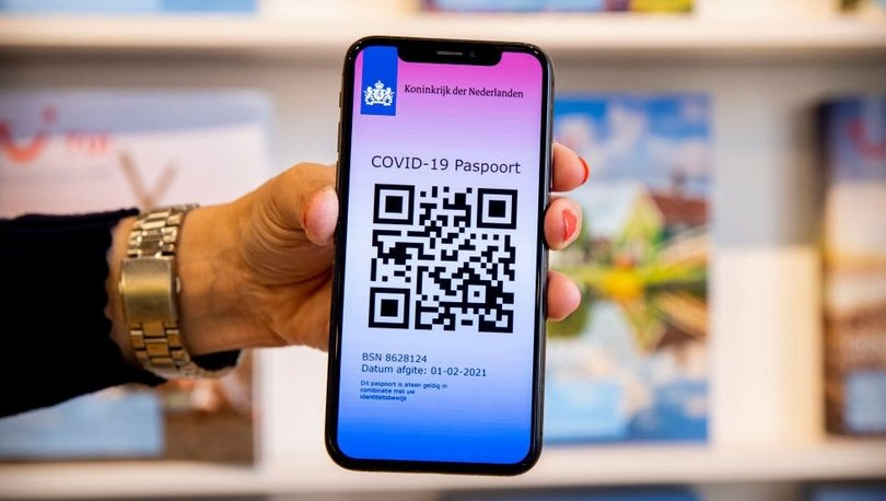 SON DAKİKA: Dijital Covid Sertifikası: AB vatandaşlarına 1 Temmuz'dan itibaren kısıtlamasız seyahat imkanı