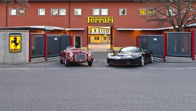 Ferrari teknoloji sektöründen CEO transfer etti