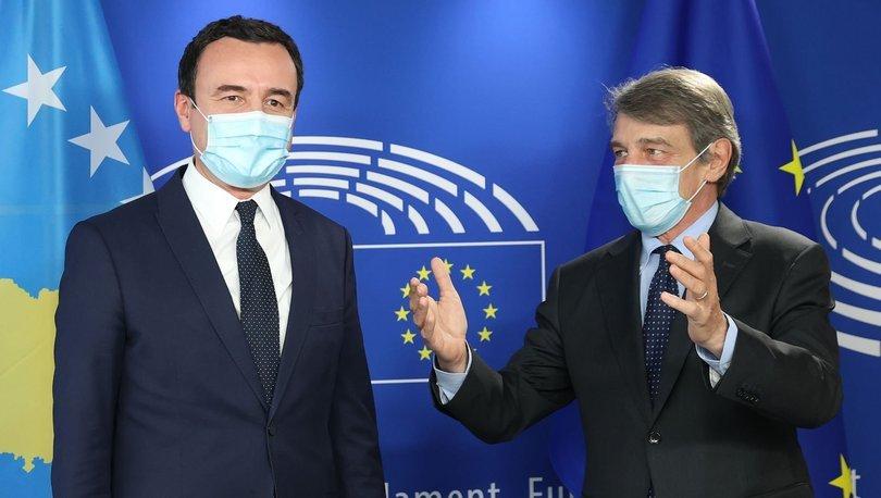 Kosova-Sırbistan AB çatısı altında bir araya gelecek