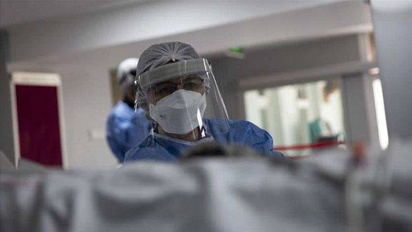 Covid-19'da pozitiflik oranı ve ağır hasta sayısı son bir ayda üçte birden fazla azaldı