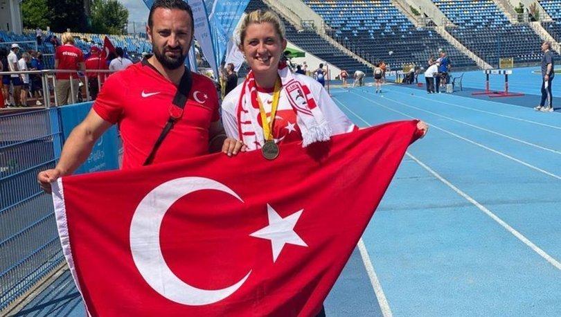 Fatma Damla Altın dünya şampiyonu oldu!