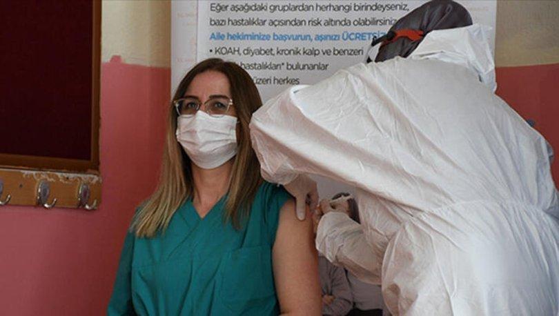 45 yaş üstü aşı ne zaman olacak? Bakan Fahrettin Koca açıkladı: 45 yaş üzeri aşılama tarihi...