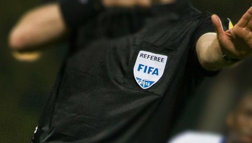 UEFA, Rus hakem Sergey Lapochkin'e 10 yıl men cezası verdi