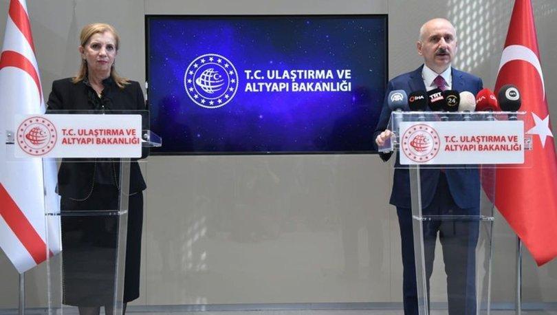 Bakan Karaismailoğlu'dan 'Ercan Havalimanı' açıklaması