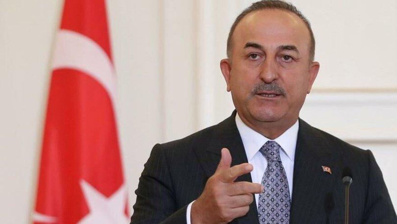 Çavuşoğlu'ndan kritik ABD açıklaması