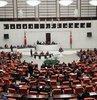 Son dakika... AK Parti milletvekillerinin imzasını taşıyan İcra ve İflas Kanunu ile Bazı Kanunlarda Değişiklik Yapılmasına Dair Kanun Teklifi, TBMM Genel Kurulunda kabul edilerek yasalaştı.