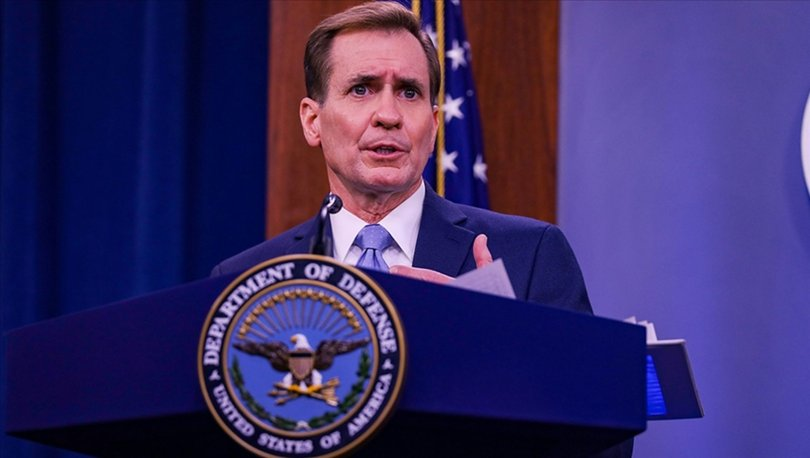 Pentagon, Kabil'deki havalimanının güvenliğine ilişkin Türkiye ile ön görüşmelerin yapıldığını açıkladı