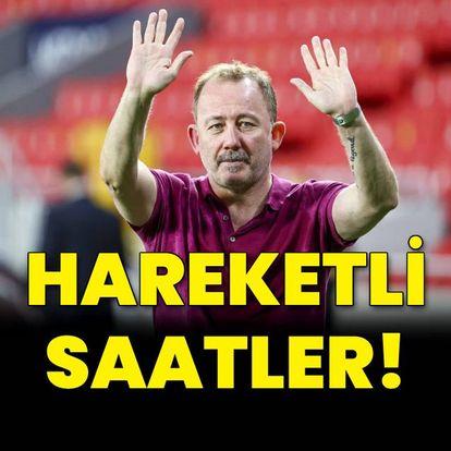 Beşiktaş'ta hareketli saatler!