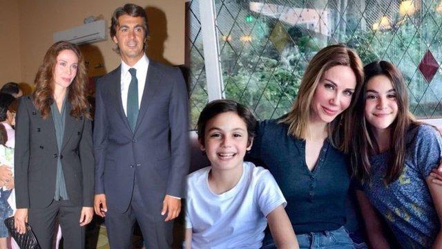 Demet Şener'den kızı İrem Kutluay'a: Ben anneliği seninle öğrendim - Magazin haberleri
