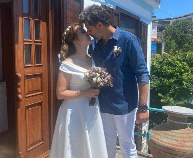 Deniz Uğur ile Erdinç Gülener evlendi - Magazin haberleri