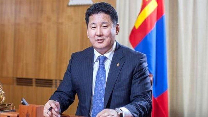 Moğolistan'ın yeni cumhurbaşkanı Ukhnaagiin Khurelsukh oldu