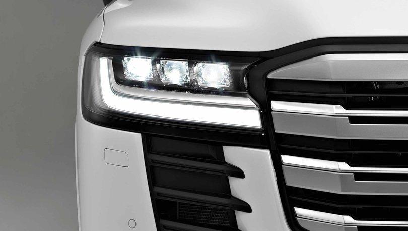 Toyota yeni nesil Land Cruiser'ı tanıttı - haberler
