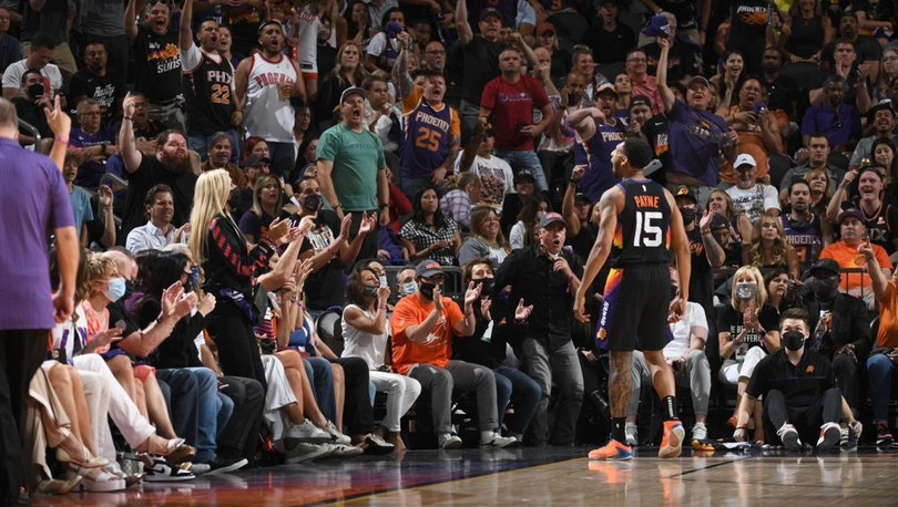 NBA'de Suns, Nuggets'a karşı farkı 2'ye çıkardı