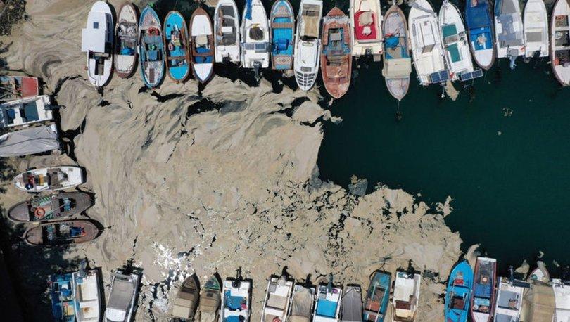 TEMİZLENİYOR! Son dakika: Marmara'dan iki günde 392 metreküp müsilaj toplandı
