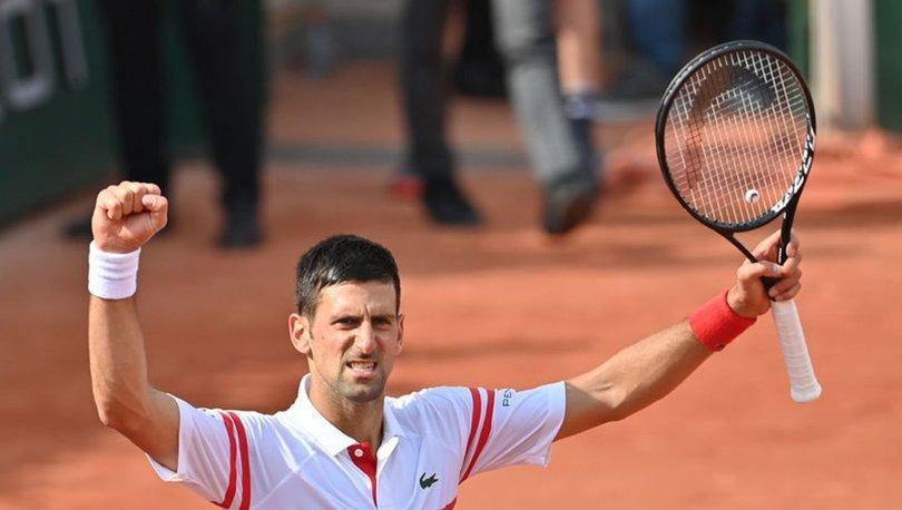 SON DAKİKA: Fransa'da sokağa çıkma yasağı Novak Djokovic'e yaradı! - Haberler