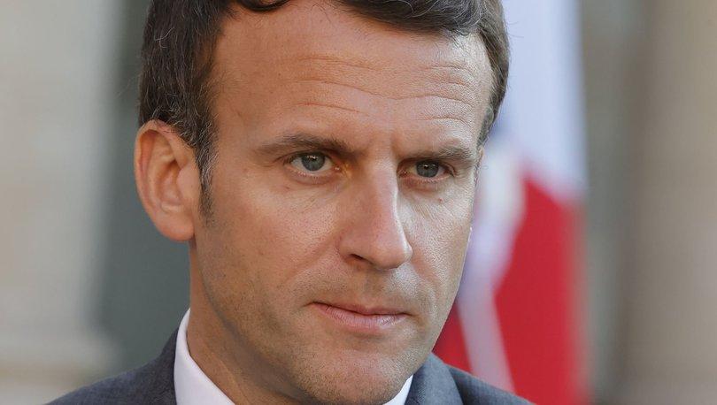 Fransa Cumhurbaşkanı'na tokat atan adam hakim karşısına çıkacak