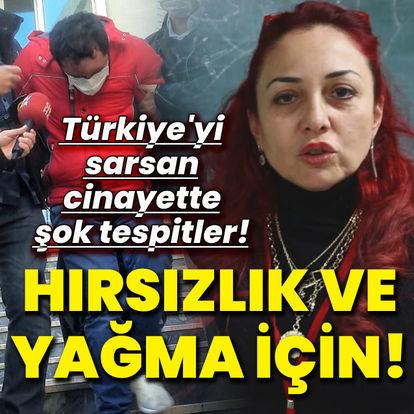 Aylin Sözer cinayetinde iddianame düzenlendi!