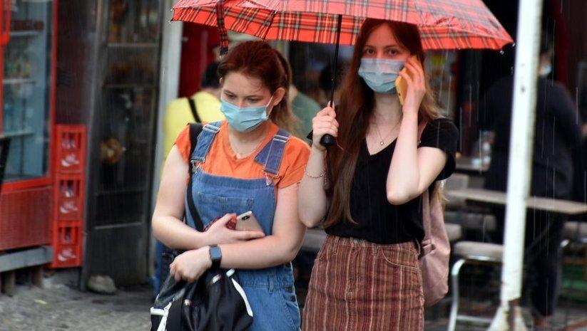 Ankara için şiddetli yağış uyarısı!