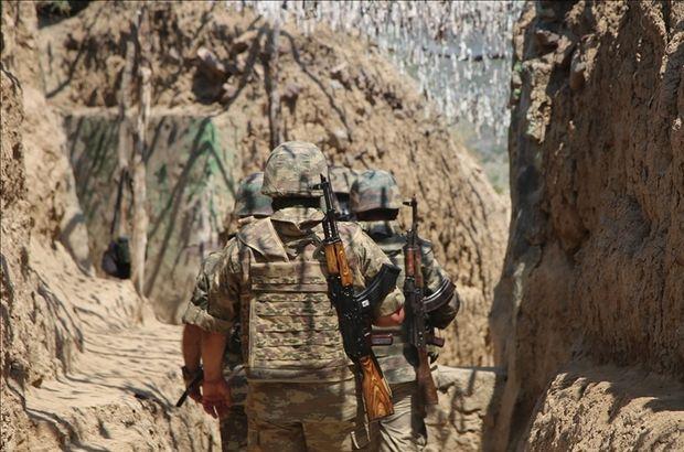 Ermeni askerler, nöbet tutan Azerbaycan askerlerine ateş açtı