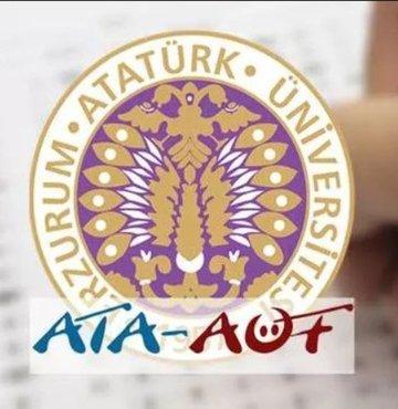 ATA AÖF final bahar yarıyılı sınav sonuçları açıklandı. ATA AÖF, final sınavı sonuçlarına obs.atauni.edu.tr adresinden öğrenilebiliyor. Sınava itiraz etmek isteyenler için kılavuz da yayınlandı. İşte ATA AÖF final sonuçları sorgulama ekranı ve sınav itiraz kılavuzu...