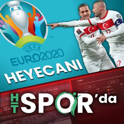 Habertürk EURO 2020 özel sayfası yayında